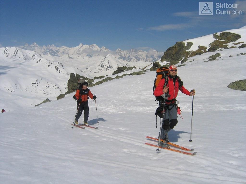 Cabane Valsorey Walliser Alpen / Alpes valaisannes Schweiz foto 13