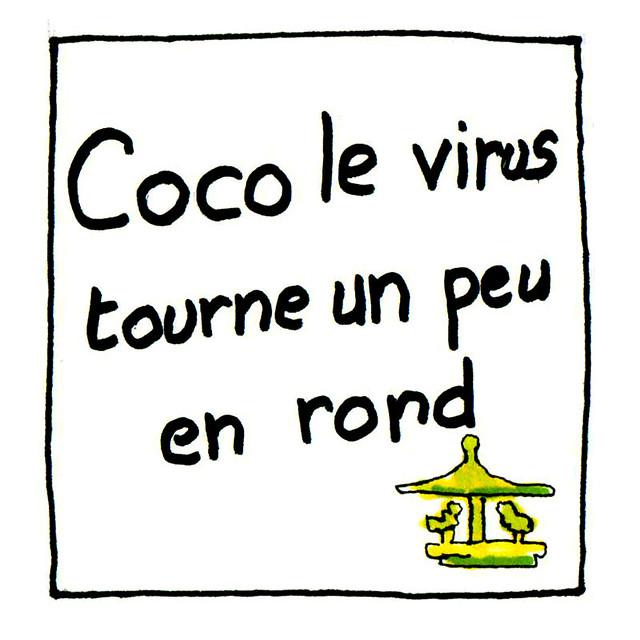 Coco le viru : épisode 14