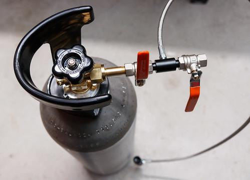 20 lb bulk co2 tank to refill paintball co2