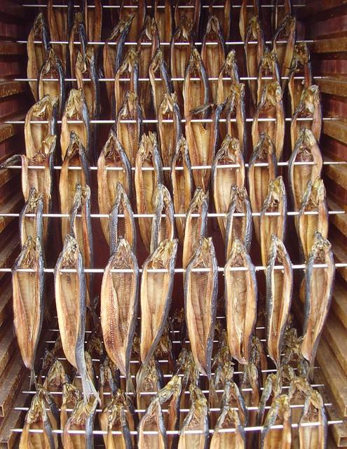Kipper rack