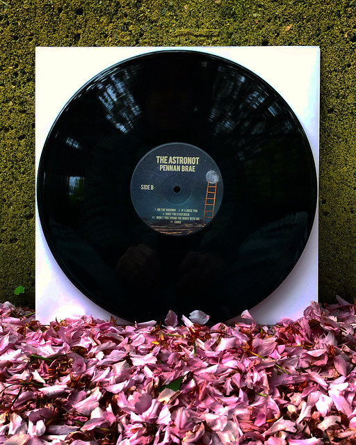 Vinyl in the Blossoms