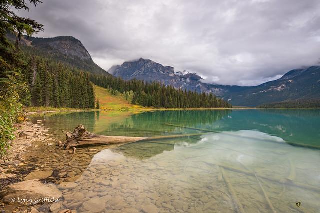 Emerald Lake waiting for  sunset D85_4926.jpg