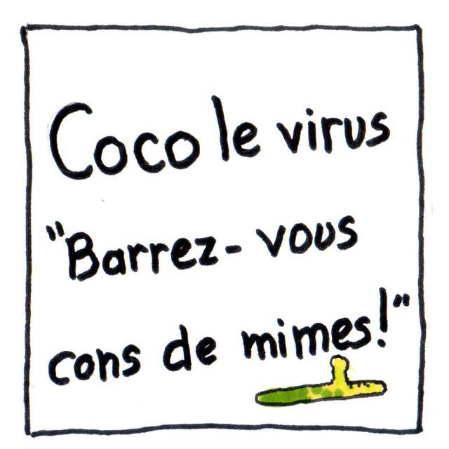 Coco le virus : épisode 13