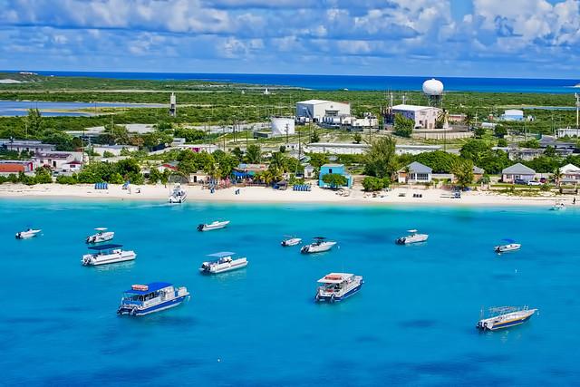 Grand Turk, Turks and Caicos Islands, Caribbean Sea