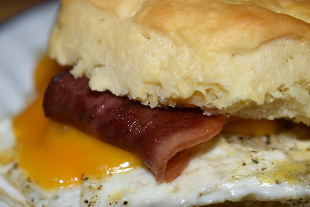 Bacon Egg And Cheese Biscuit Macro.