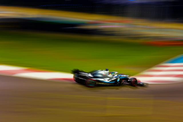 2019 MERCEDES AMG PETRONAS F1 W10 LEWIS HAMILTON