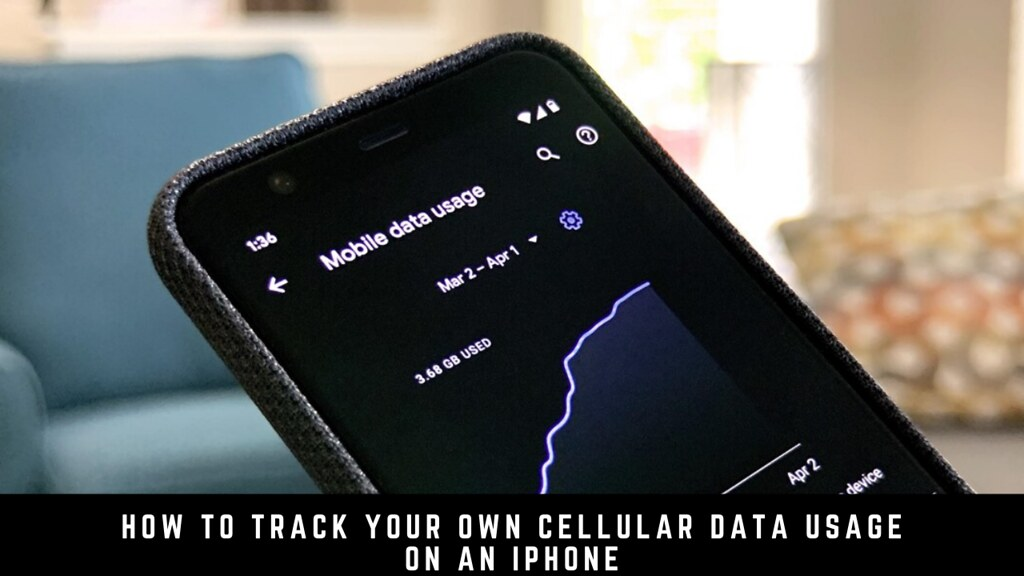 How to Track Your Own Cellular Data Usage on an iPhone