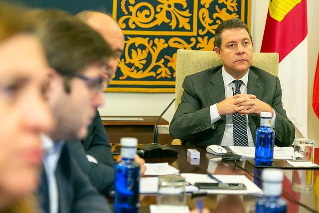 Videoconferencia de presidentes autonómicos