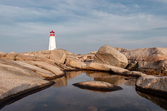 Peggys Cove Lighthouse, Nova Scotia, Canada | Explored 10.05.2020