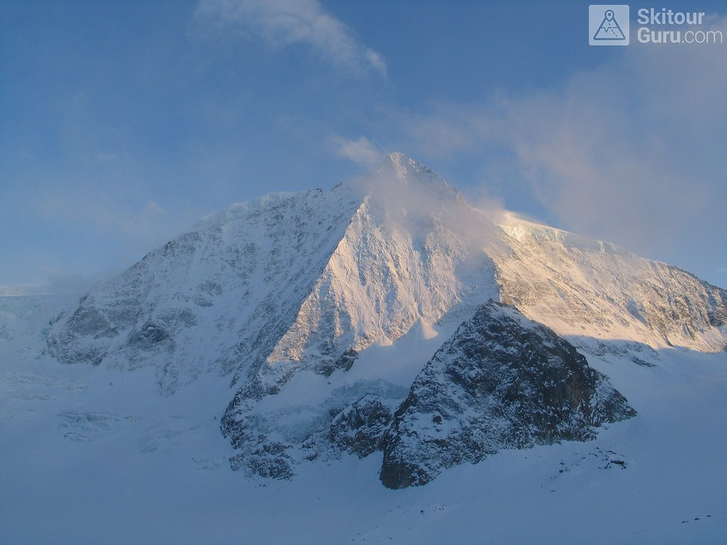 Cabane des Dix Walliser Alpen / Alpes valaisannes Switzerland photo 03