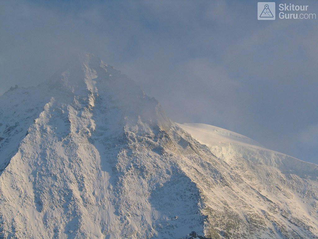 Cabane des Dix Walliser Alpen / Alpes valaisannes Švýcarsko foto 02