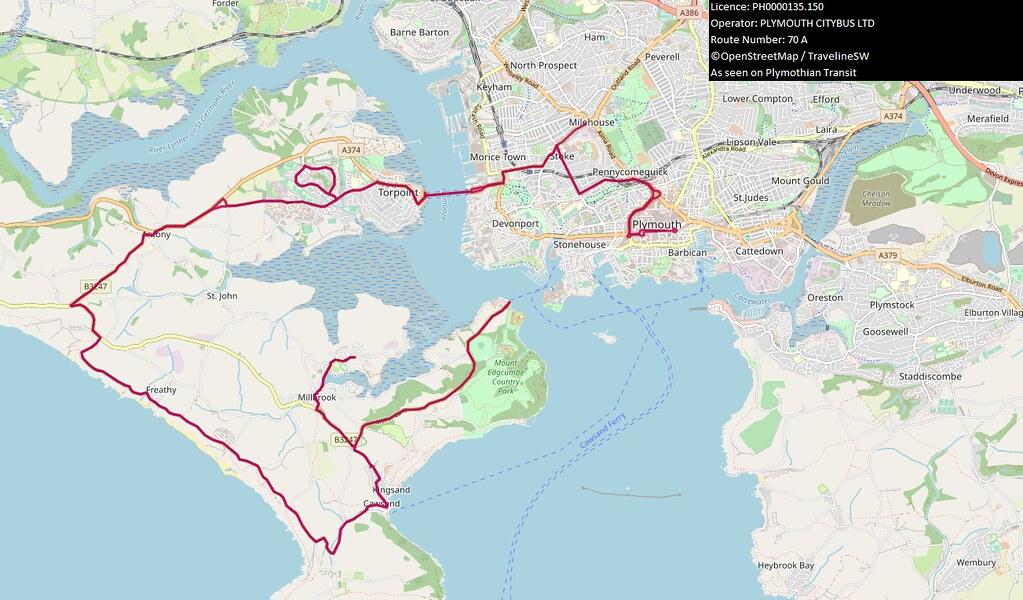 route-70A