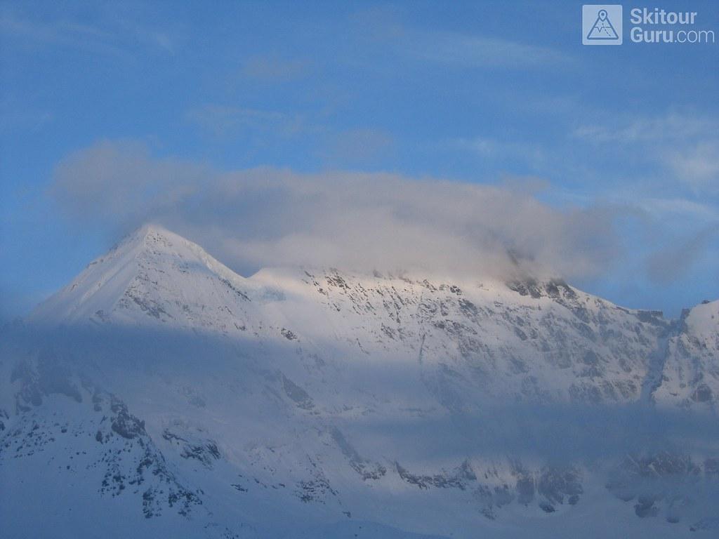 Cabane Chanrion  Walliser Alpen / Alpes valaisannes Švýcarsko foto 07