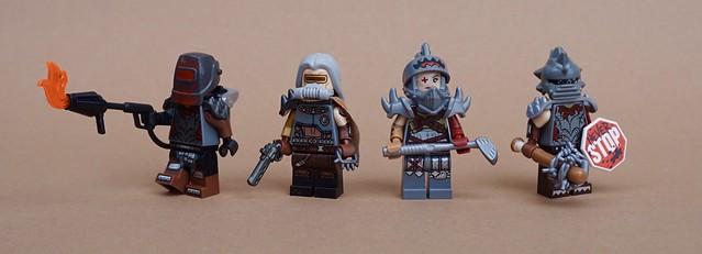Wasteland Gladiators