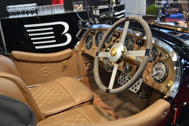 Bentley MK VI Spécial