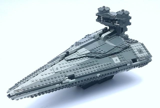Kylo Ren' Star Destroyer