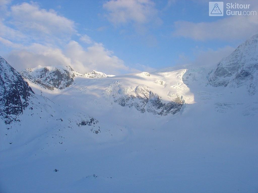 Cabane des Dix Walliser Alpen / Alpes valaisannes Švýcarsko foto 10