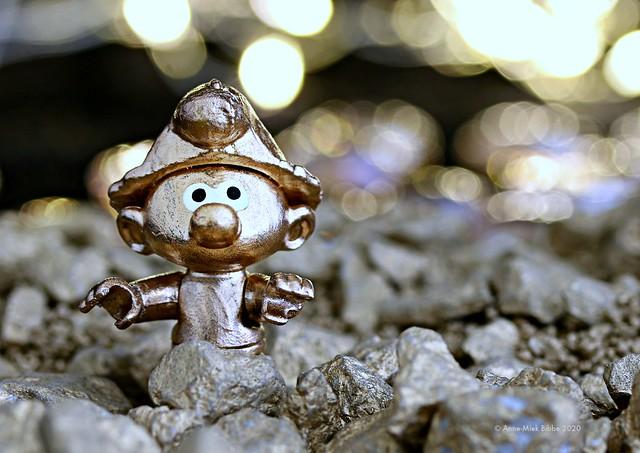 LITTLE GOLDDIGGER