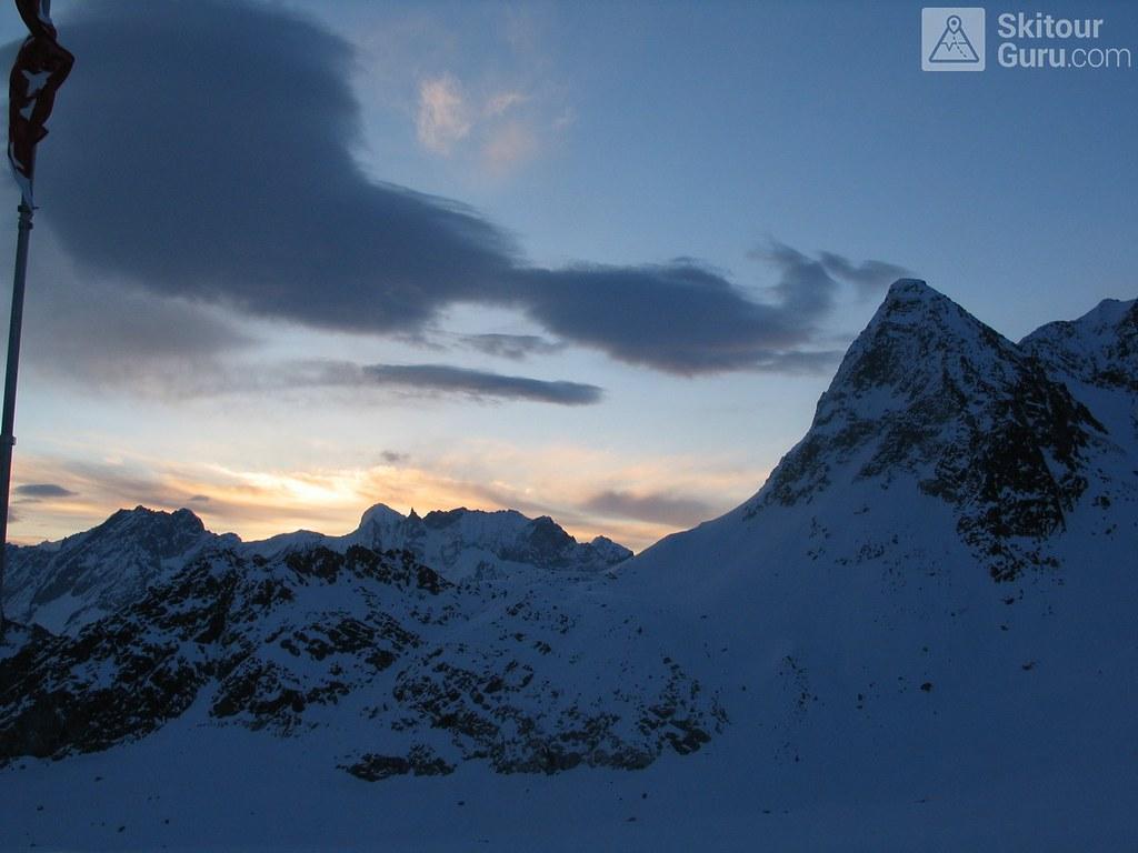 Cabane des Dix Walliser Alpen / Alpes valaisannes Switzerland photo 13