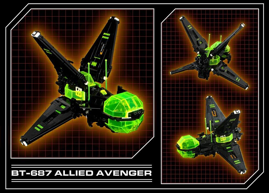 BT-687 Allied Avenger