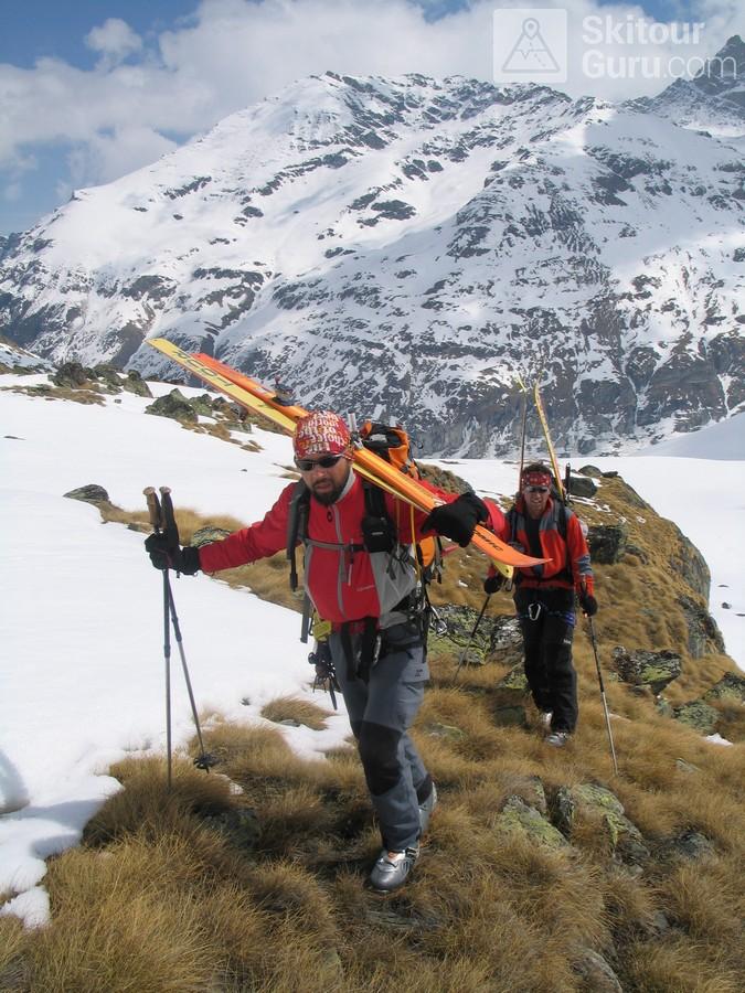 Cabane des Dix Walliser Alpen / Alpes valaisannes Švýcarsko foto 12