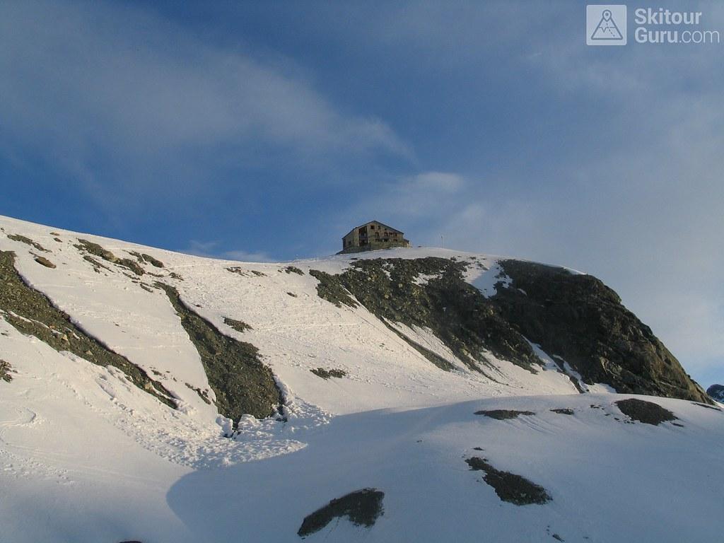 Cabane des Dix Walliser Alpen / Alpes valaisannes Švýcarsko foto 06