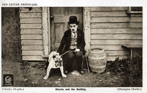 Charlie Chaplin in The Champion (1915)
