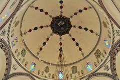Dôme, mosquée de Koski Mehmed pacha, 1617, Mostar, Herzégovine-Neretva, Bosnie-Herzégovine.