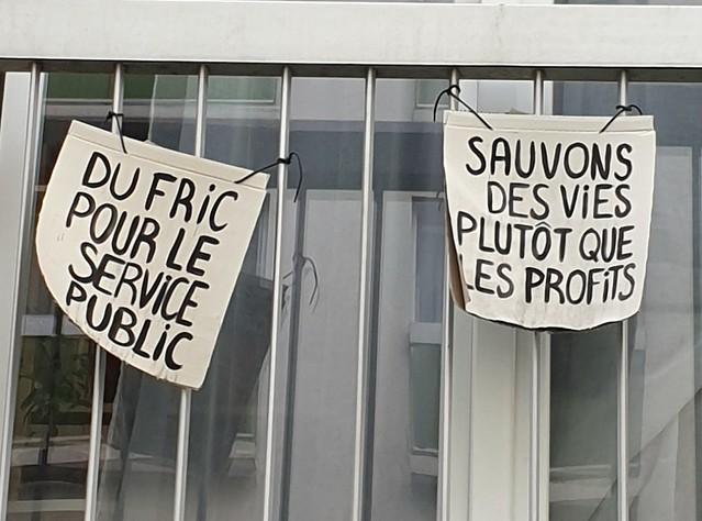 55ème et dernier jour de confinement? Paris 20ème. 10 mai 2020