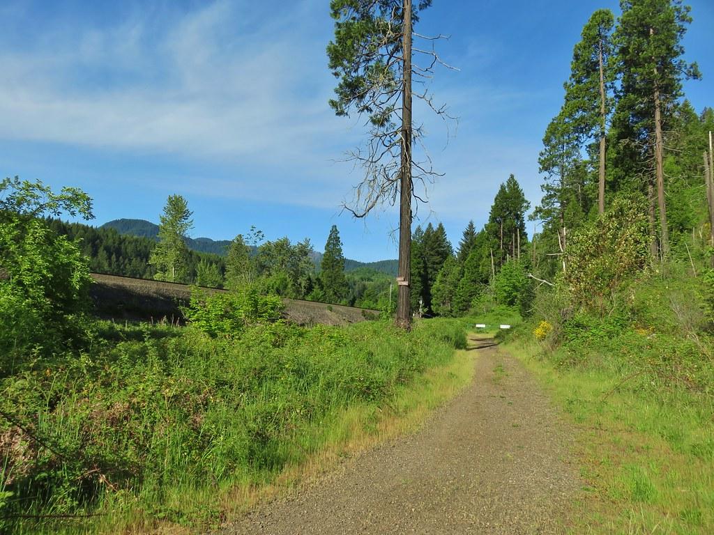 North Fork Trailhead