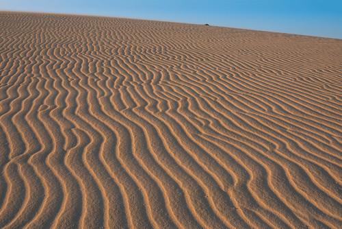 sand meets sky