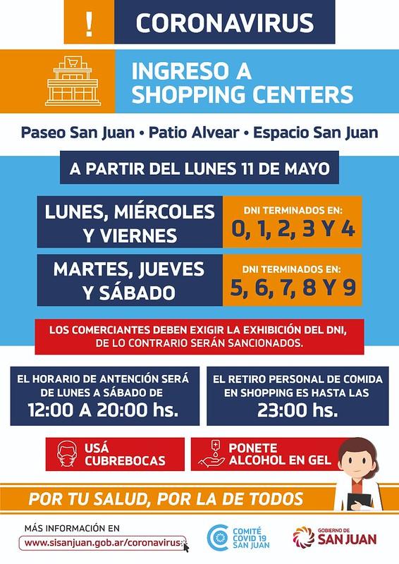2020-05-10 PRENSA Restricciones sobre ingreso a comercios y shoppings (2)