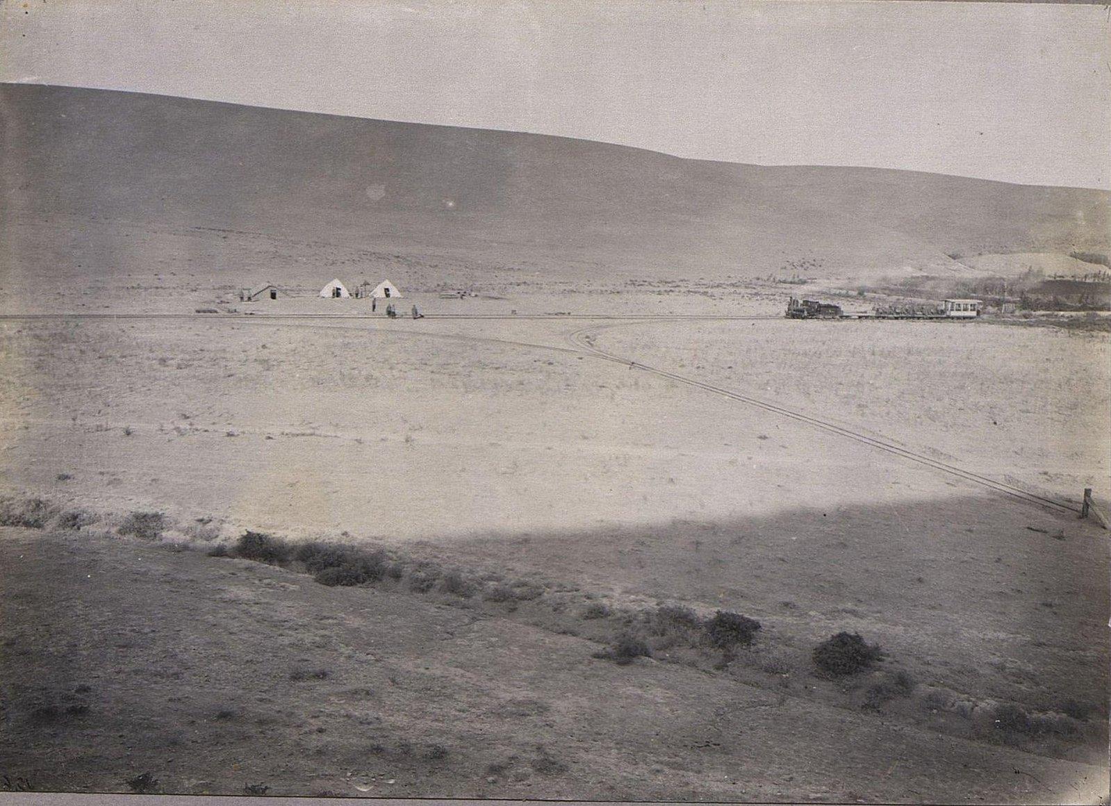 45. Узкоколейная железная дорога