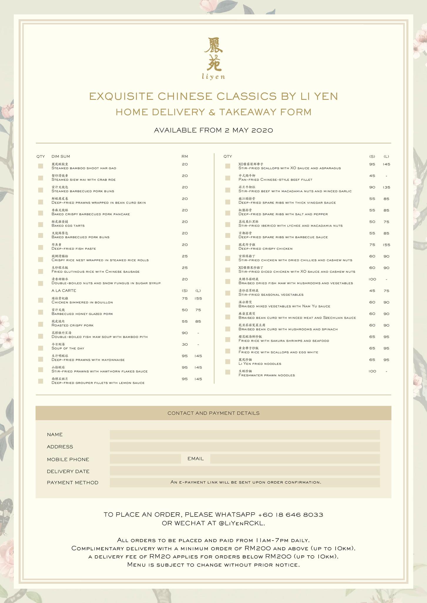 Flyer - Li Yen Home Delivery _ Takeaway-page-002