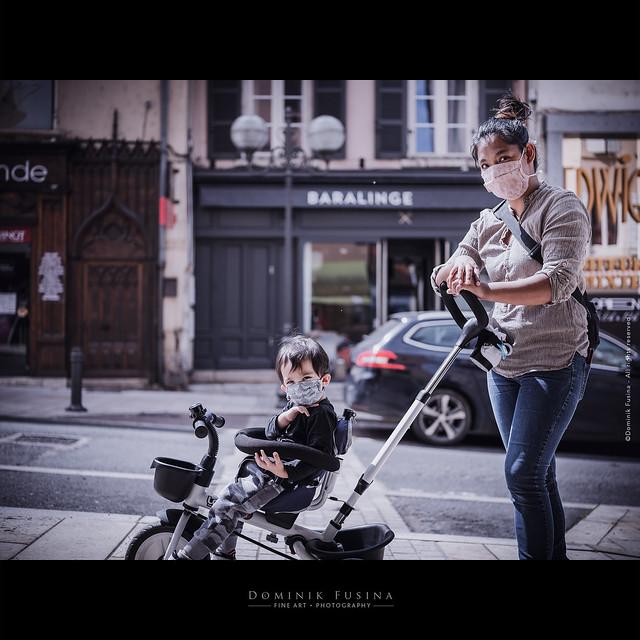A strange future for kids - Quarantine Days #55 in France