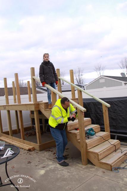 Deck Railing (2)