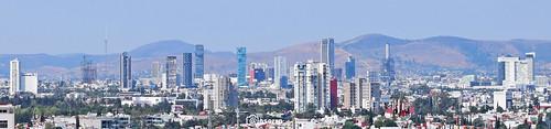 Skyline Puebla