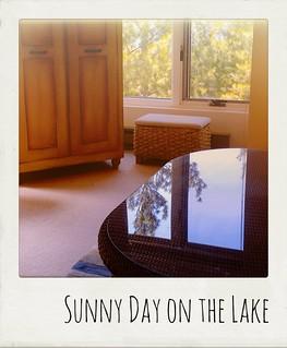 Sunny Day On The Lake, Glen Arbor, MI, 2019