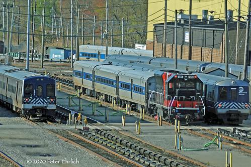 metronorth commuterrail harlemline bl20gh passengertrains trains