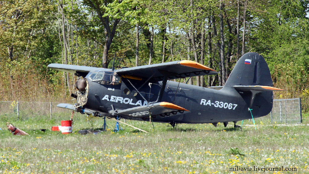 An-2 RA-33067