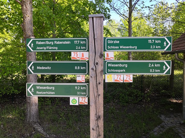 Kunstwanderweg im Fläming
