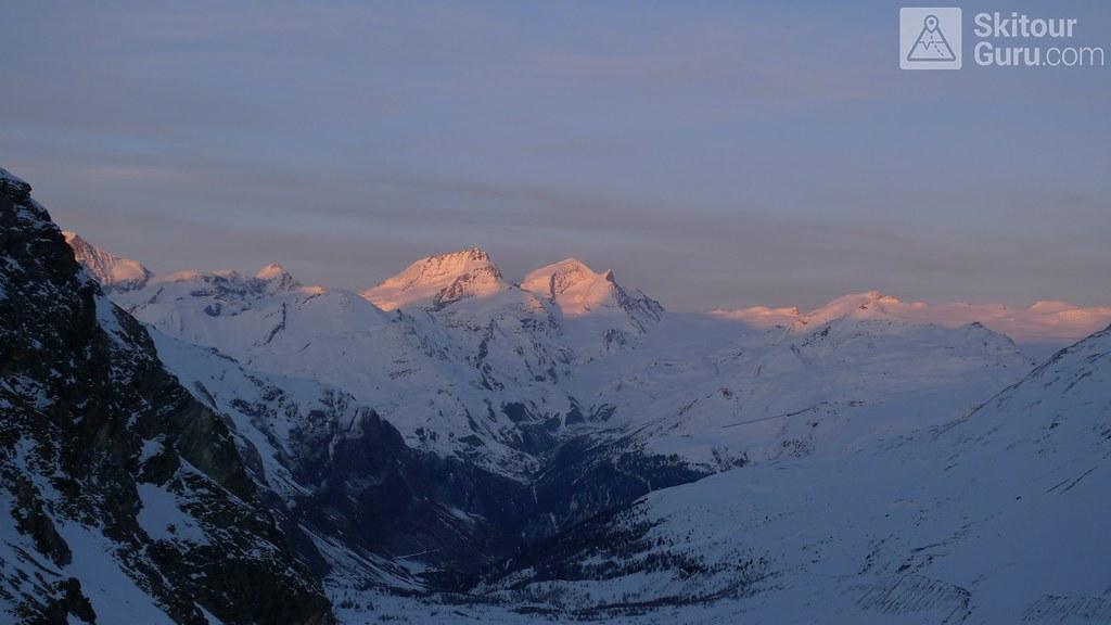 Schönbielhütte Walliser Alpen / Alpes valaisannes Switzerland photo 21