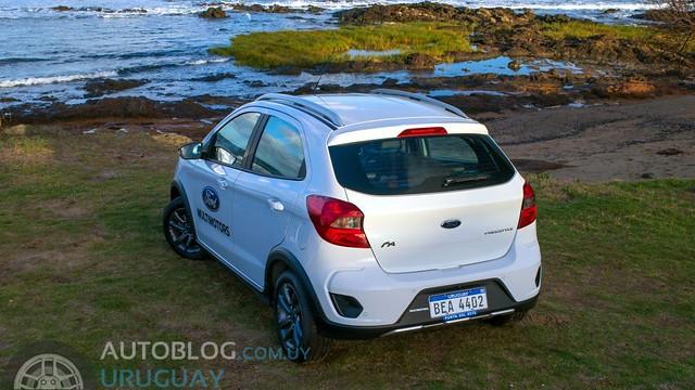 Prueba Ford Ka+ 1.5 SEL M/T y Freestyle 1.5 SEL M/T