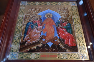 10.05.2020 | Литургия в Иверском монастыре