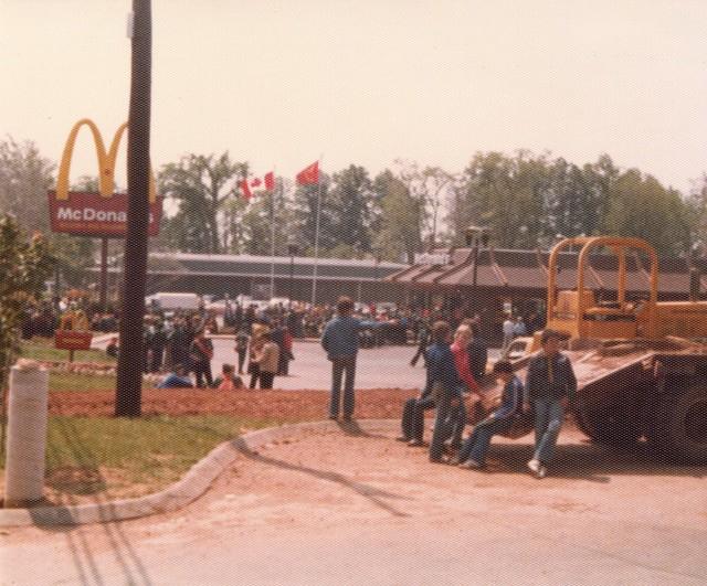 McDonald's PEI 1977