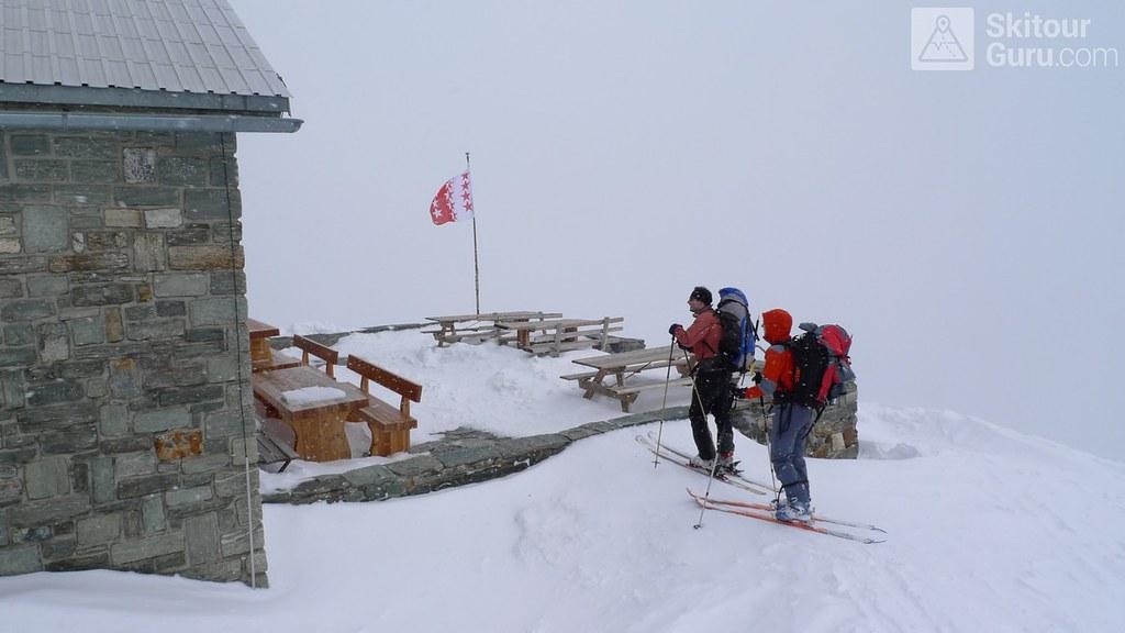 Schönbielhütte Walliser Alpen / Alpes valaisannes Switzerland photo 03