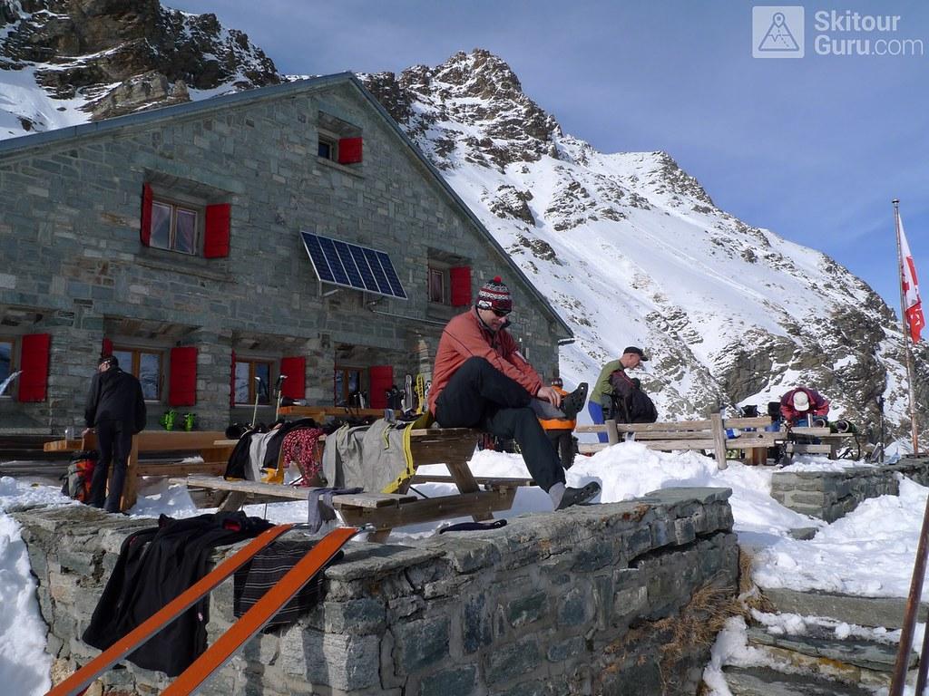 Schönbielhütte Walliser Alpen / Alpes valaisannes Switzerland photo 15