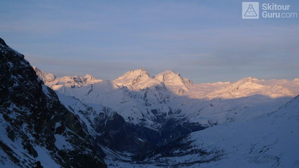 Schönbielhütte Walliser Alpen / Alpes valaisannes Switzerland photo 19