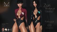 [[ Masoom ]] Zuri Suit @ Cyber Punk Event