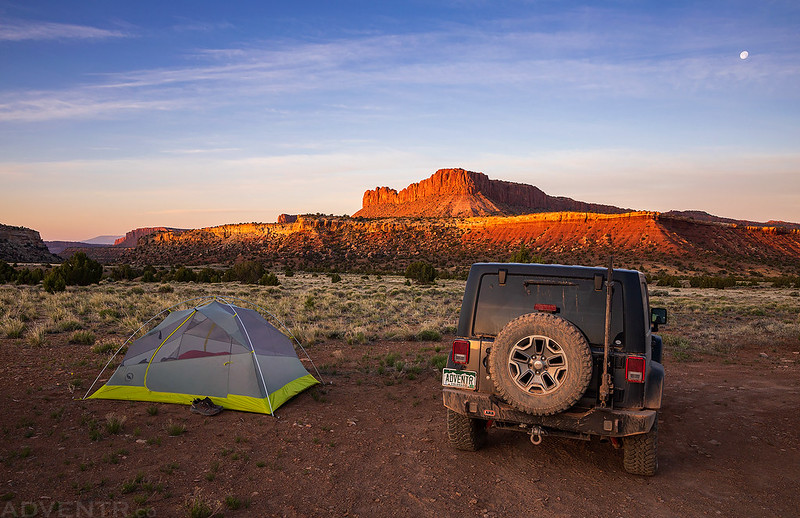 Moody Creek Campsite